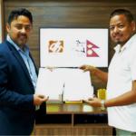 नेपाल र पीएनजीबीचको खेल प्रत्यक्ष प्रसारण गर्न क्यान र डिस होमबीच सम्झौता