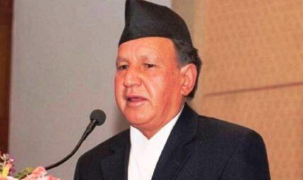 नेपाल असंलग्न परराष्ट्र नीतिको सिद्धान्तप्रति कटिबद्ध रहेको छ –नारायण खड्का